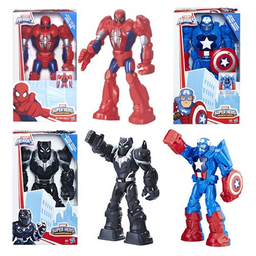 Marvel Super Hero Adventures Epic Mini-Figures Wave 3
