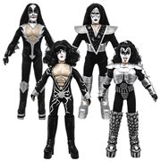 KISS Series 7 Destroyer Action Figures Set