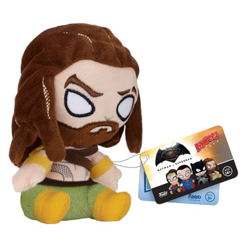 Batman v Superman: Dawn of Justice Aquaman Mopeez Plush