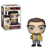 Jurassic Park Dennis Nedry Pop! Vinyl Figure, Not Mint