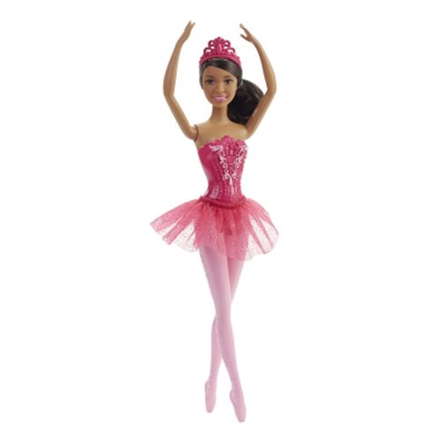 Barbie Ballerina African American Doll, Not Mint