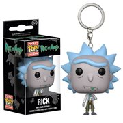 Rick and Morty Rick Pocket Pop! Key Chain
