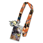 Fate/Zero Saber Lanyard Key Chain
