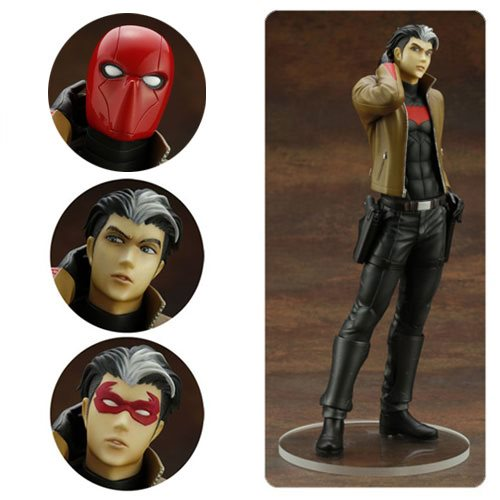 DC Comics Red Hood Ikemen First Edition Statue