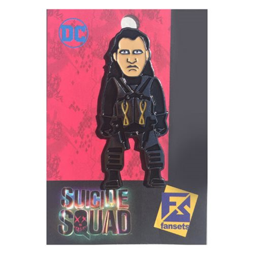 Suicide Squad Slipknot Pin