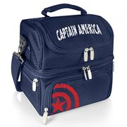 Captain America Pranzo Lunch Tote Bag