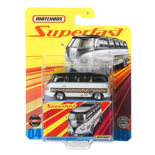 Matchbox Collector Superfast 50th Anniversary Mix 3 Case