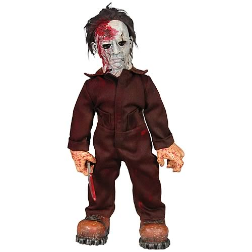 Halloween Michael Myers Cinema of Fear Roto Plush