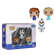 Disney Frozen Pocket Pop! Mini Vinyl Figure 3-Pack Tin