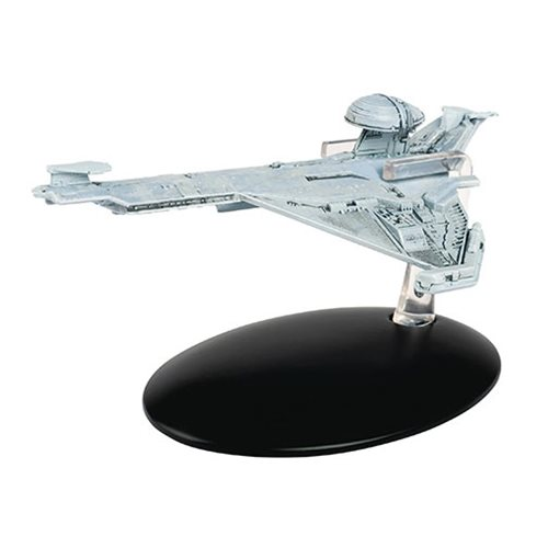 Star Trek Starships Promellian Battles Crusier with Collector Magazine #142