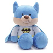 Batman Blue Fuzzy Bear Jumbo 25-Inch Plush