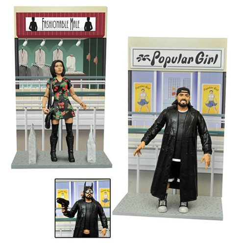 Mallrats Select Series 2 Action Set