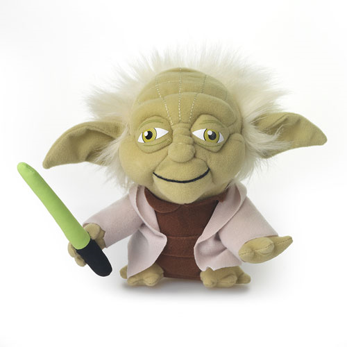 Star Wars Yoda Super Deformed Plush