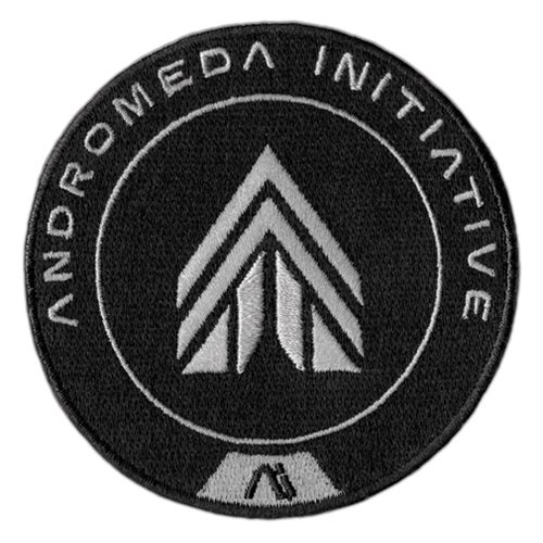 Mass Effect Andromeda Apex Force Embroidered Patch