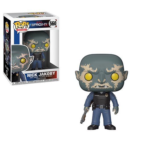 Bright Nick Jakoby Pop! Vinyl Figure #560