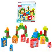 Mega Bloks Animal Families Block Playset