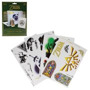 The Legend of Zelda Hyrule Gadget Decal Stickers
