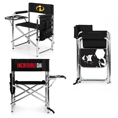 The Incredibles Mr. Incredible Sports Chair