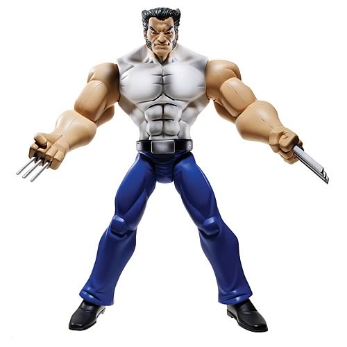 Wolverine Electronic Slashing Action Figure
