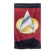 Star Trek: The Next Generation Command Badge Banner
