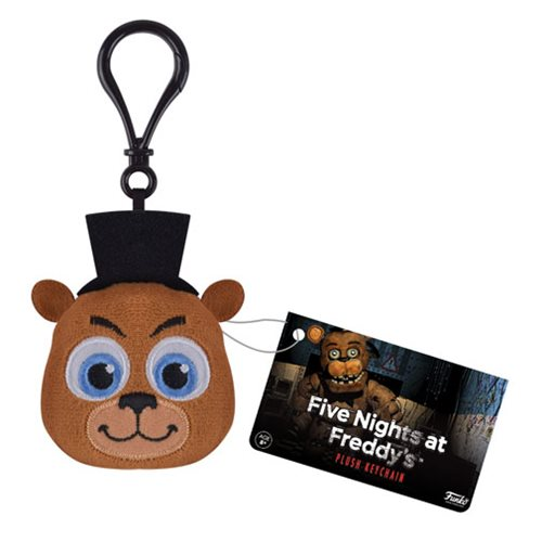 Five Nights at Freddy's Freddy Plush Key Chain