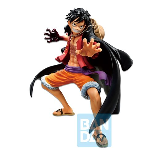 One Piece Monkey D. Luffy Best Of Omnibus Ichiban Statue
