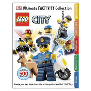 LEGO City Ultimate Factivity Collection Book