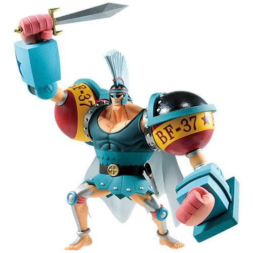 One Piece: Stampede Franky Ichiban Statue