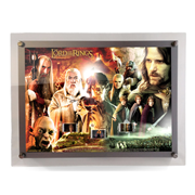 Lord of the Rings Trilogy Acrylic LightCell Film Cell