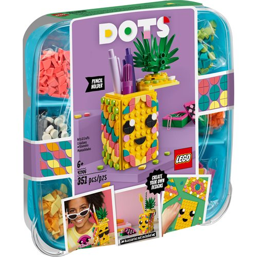 LEGO 41906 DOTS Pineapple Pencil Holder