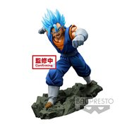 Dragon Ball Z Dokkan Battle Collab Super Saiyan God Super Saiyan Vegetto Statue