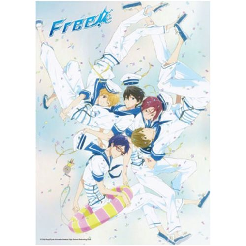 Free! Sailors 300-Piece Puzzle