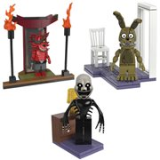 FNAF Series 5 Micro Construction Set 3-Pack