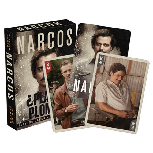 Narcos Playing Cards