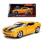 Transformers Bumblebee 2006 Chevy Camaro 1:24 Scale Die-Cast Metal Vehicle