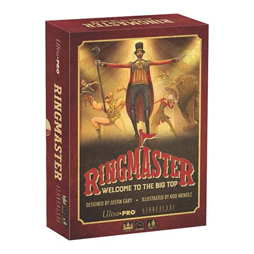 Ringmaster Board Game