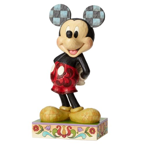 Disney Traditions Mickey Mouse The Main Mouse Big Fig Statue