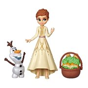 Frozen 2 Small Doll and Friends Anna Doll