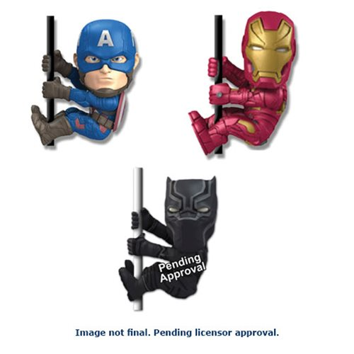 Captain America: Civil War Scalers Mini-Figures Set