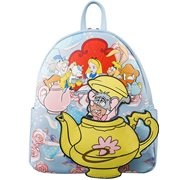 Alice in Wonderland Tea Party Floral Mini Backpack