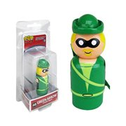 Green Arrow Pin Mate Wooden Figure