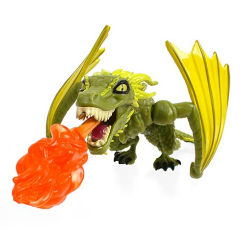 Game of Thrones Rhaegal Action Vinyl Figure