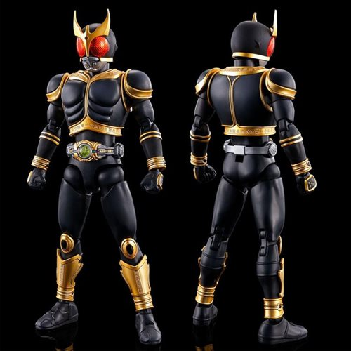 Masked Rider Kuuga Amazing Mighty and Rising Mighty Parts Set Figure-Rise Standard Model Kit