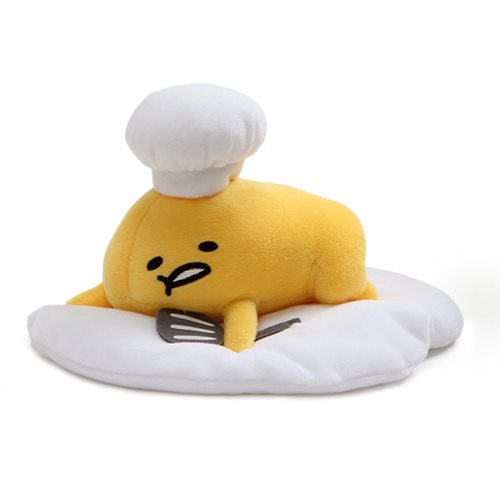 Gudetama with Chef's Hat 5-Inch Plush