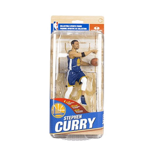 brand new 86c77 19b3c NBA SportsPicks Series 32 Stephen Curry Action Figure