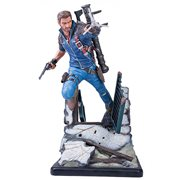 Just Cause 3 Rico Rodriguez 1:4 Scale Statue