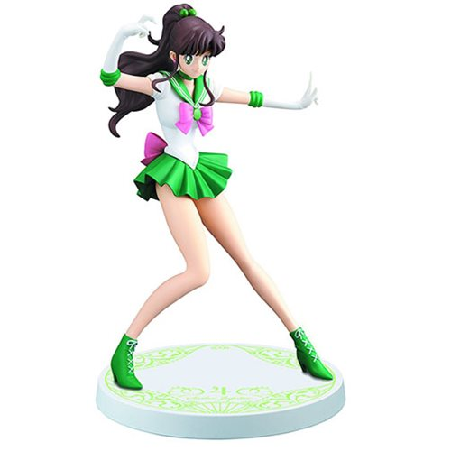 Sailor Moon Sailor Jupiter Girls Memories Statue