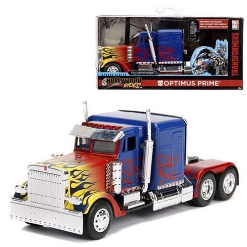 Transformers Movie Optimus Prime 1:32 Scale Die-Cast Metal Vehicle