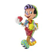 Disney Pinocchio 80th Anniversary Statue by Romero Britto
