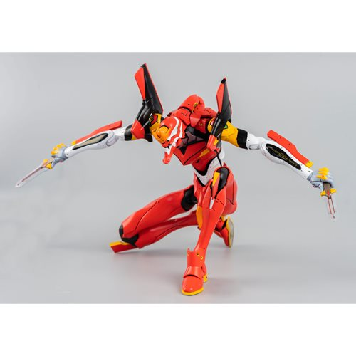Evangelion: New Theatrical Edition Production Model-02 Robo-DOU Action Figure